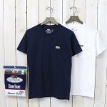 FRUIT OF THE LOOM×BLUE BLUE『CN 2PACK POCKET T NO.2』(NAVY)