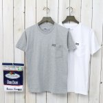 FRUIT OF THE LOOM×BLUE BLUE『CN 2PACK POCKET T NO.2』(GREY)