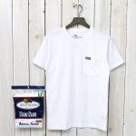 FRUIT OF THE LOOM×BLUE BLUE『CN 2PACK POCKET T NO.2』(WHITE)