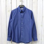 INDIVIDUALIZED SHIRTS『PINPOINT TWO PLY 80s』(BLUE)