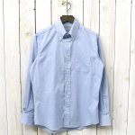 INDIVIDUALIZED SHIRTS『PINPOINT OXFORD』(BLUE)
