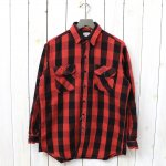 orSlow『VINTAGE FIT FLANNELSHIRTS』(RED)