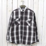orSlow『VINTAGE FIT FLANNELSHIRTS』(GRAY)