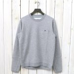 THE NORTH FACE PURPLE LABEL『Mountain Crew Neck Shirt』(Mix Gray)