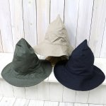 ENGINEERED GARMENTS『Snufkin Hat-High Count Twill』