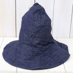 ENGINEERED GARMENTS『Snufkin Hat-8oz Cone Denim』