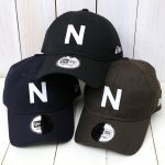 New Era『9THIRTY Wool Twill』