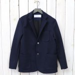 CURLY『TRACK JACKET』(NAVY)