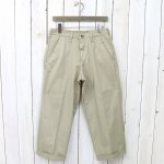 RED KAP『PC44 PLAIN FRONT COTTON PANTS-REMAKE』(KHAKI)