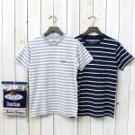 FRUIT OF THE LOOM×BLUE BLUE『BORDER CN 2PK PKT T NO.2』(C)
