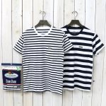 FRUIT OF THE LOOM×BLUE BLUE『BORDER CN 2PK PKT T NO.2』(A)