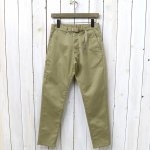 THE NORTH FACE PURPLE LABEL『Stretch Twill Tapered Pants』(Beige)