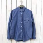 THE NORTH FACE PURPLE LABEL『Indigo Chambray Shirt』(Indigo)
