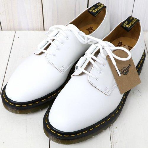【会員様限定SALE】ENGINEERED GARMENTS×Dr.Martens『Ghillie Lace-Classic Smooth Leather』(White)