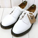 ENGINEERED GARMENTS×Dr.Martens『Ghillie Lace-Classic Smooth Leather』(White)