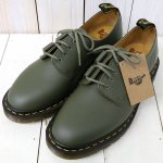 ENGINEERED GARMENTS×Dr.Martens『Ghillie Lace-Classic Smooth Leather』(Olive)