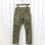 orSlow『IVY FIT PANTS 107(BEDFORD CORDS)』(DUSTY OLIVE)