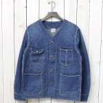 orSlow『RAILROAD JACKET』(DENIM USED)