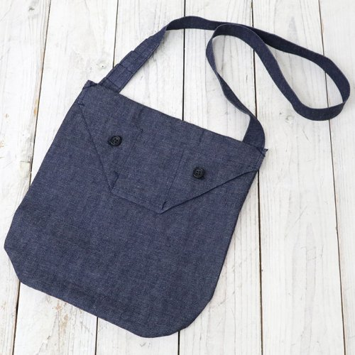 ENGINEERED GARMENTS『Shoulder Pouch-8oz Cone Denim』