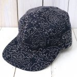 ENGINEERED GARMENTS『Field Cap-Paisley Twill』
