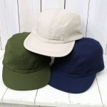 ENGINEERED GARMENTS『Field Cap-Reversed Sateen』