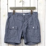 ENGINEERED GARMENTS『Ranger Short-Cone Chambray』