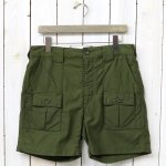 ENGINEERED GARMENTS『Ranger Short-Reversed Sateen』(Olive)