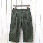 ENGINEERED GARMENTS『WP Half Pant-High Count Twill』(Olive)