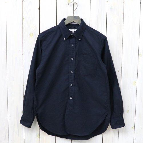 ENGINEERED GARMENTS『19th BD Shirt-Cotton Oxford』(Dk.Navy)