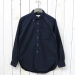 ENGINEERED GARMENTS『19th BD Shirt-Cotton Oxford』(Dk.Navy)