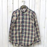 ENGINEERED GARMENTS『19th BD Shirt-Cotton Plaid』(Pink/Olive)