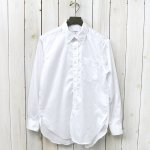 ENGINEERED GARMENTS『19th BD Shirt-Geo Damask』