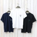 SOUTH2 WEST8『Round Pocket Tee-Circle Horn』