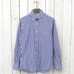 INDIVIDUALIZED SHIRTS『REGATTA STRIPE』(BLUE)