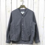SASSAFRAS『GARDENIA JACKET(T/W TROPICAL)』(HEATHER GRAY)