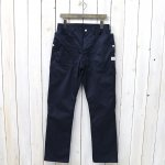 SASSAFRAS『FALL LEAF PANTS(T/C TWILL 65/35)』(D NAVY)