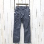 SASSAFRAS『FALL LEAF PANTS(T/C TWILL 65/35)』(HEATHER GRAY)