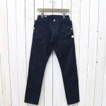 SASSAFRAS『FALL LEAF SPRAYER PANTS(WEST POINT)』(NAVY)