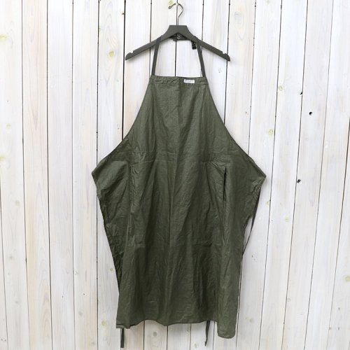 【会員様限定SALE】ENGINEERED GARMENTS『Long Apron-Coated Linen』