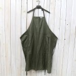 ENGINEERED GARMENTS『Long Apron-Coated Linen』