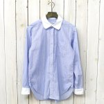 ENGINEERED GARMENTS『Rounded Collar Shirt Combo-Multi St. Broadcloth』