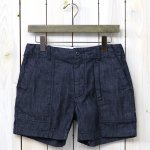 【会員様限定SALE】FWK by ENGINEERED GARMENTS『Fatigue Short-8oz Cone Denim』