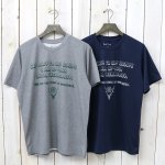 SOUTH2 WEST8『Crew Neck Tee-Get Ready/Many men』