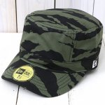 New Era『WM-01 Tiger Stripe Camo Olive』