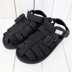 Suicoke『SHACO-ecs』(Black)