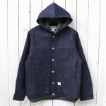SASSAFRAS『FEEL SUN BUD JACKET(8oz DENIM)』(INDIGO)