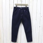 THE NORTH FACE PURPLE LABEL『Webbing Belt Denim Pants』(Indigo)