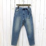 THE NORTH FACE PURPLE LABEL『Webbing Belt Denim Pants』(Indigo Bleach)