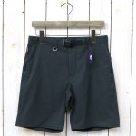 THE NORTH FACE PURPLE LABEL『Double Face Twill Field Shorts』(Carcoal)