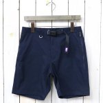 THE NORTH FACE PURPLE LABEL『Double Face Twill Field Shorts』(Uniform Navy)